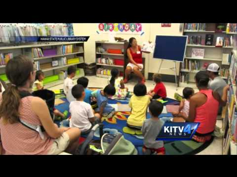 Celebrating 50 years at the Kaimuki Public Library