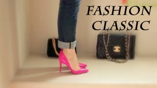 "Talking Fashion ""Classic"" with me Thumbnail"