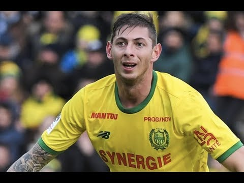 Cardiff\'s record-signing Sala feared dead