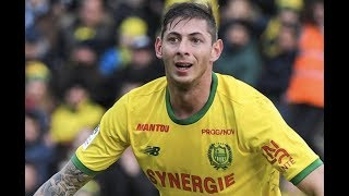 Cardiff's record-signing Sala feared dead