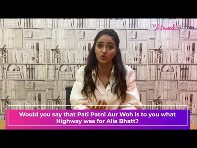 Who Is Your Celebrity Crush? | Pati Patni Aur Woh | EXCLUSIVE Interview | Bollywood Life
