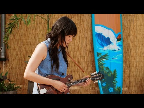 """Watch Thao Nguyen's mastery over the mandolin in this performance of """"Departure"""""""