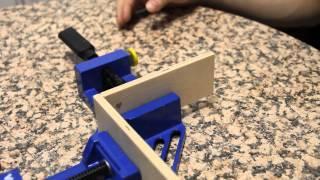 DIY jak zrobić skrzynkę ( SZKATUŁKA, KUFEREK ) do decoupage tanio - 5zł