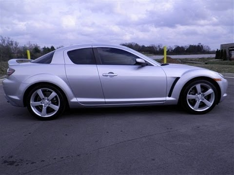 sold 2005 mazda rx8 coupe 4cyl 6spd manual new tires leather rh youtube com 2005 mazda rx-8 manual shinka special edition 2005 mazda rx8 manual transmission fluid