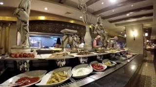 Amara Dolce Vita 5*, Tekirova, Турция (обзор номеров и ресторана)(Hotel: Amara Dolce Vita 5*, май, 2016 Music: http://www.bensound.com/, 2016-05-24T21:22:34.000Z)