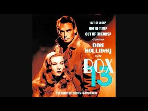 Box 13 - Episode 1 - The First Letter (Alan Ladd)