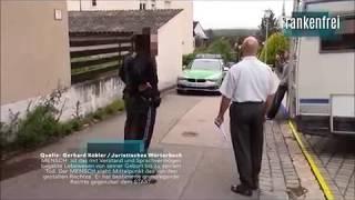 """Der Fall des sogenannten """"Polizistenmörders"""" von Georgensgmünd"""