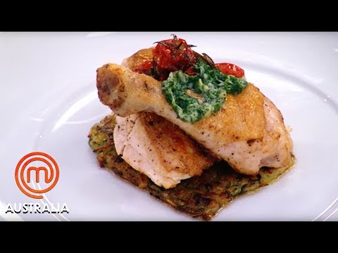 20 Ways With Chicken | MasterChef Australia | Full Season S1 EP7 | MasterChef World