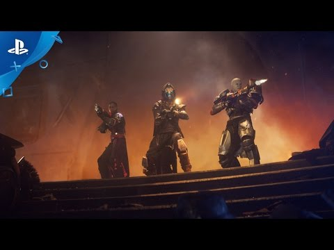 Destiny 2 – Rally the Troops Worldwide Reveal Trailer | PS4