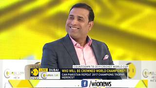 'Cricket last thing on my mind, have to back security forces,' says VVS Laxman