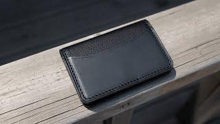 명품 수제 카드지갑은 왜 비싼걸까?