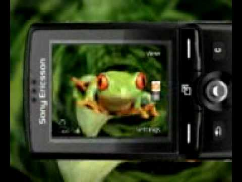 Sony Ericsson k750i (demo tour)