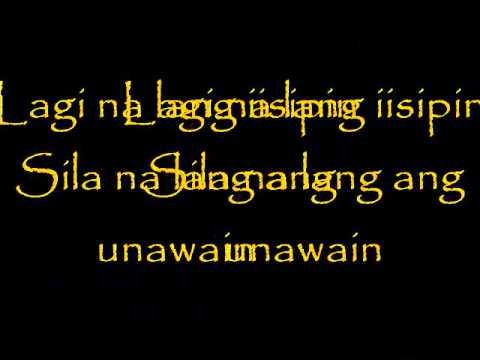 Siakol - Ituloy Mo Lang ( with lyrics on screen )