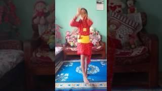 Kutu ma kutu - cover dance by Aanchal K.C.