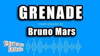 Bruno Mars - Grenade (Karaoke Version)