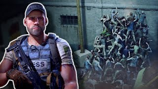 ZOMBIE HORDE EVACUATION! - World War Z Gameplay - Zombie Survival Game