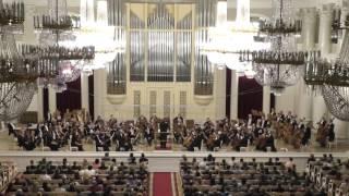 Иоганнес Брамс Венгерские танцы 1 2 11 6 5 WoO 1 26 02 2016 БЗФ оркестр филармонии