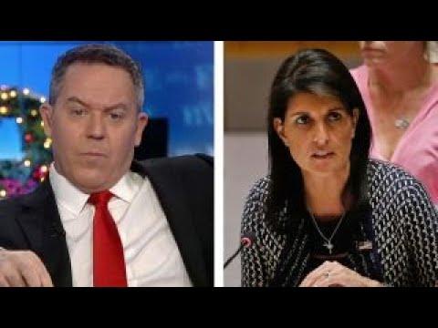 Gutfeld on Nikki Haley's tough U.N. talk