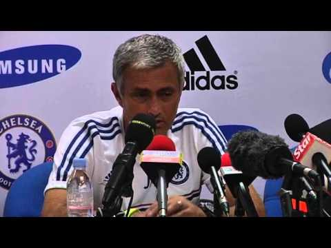 Do not compare Lukaku to Drogba says Mourinho