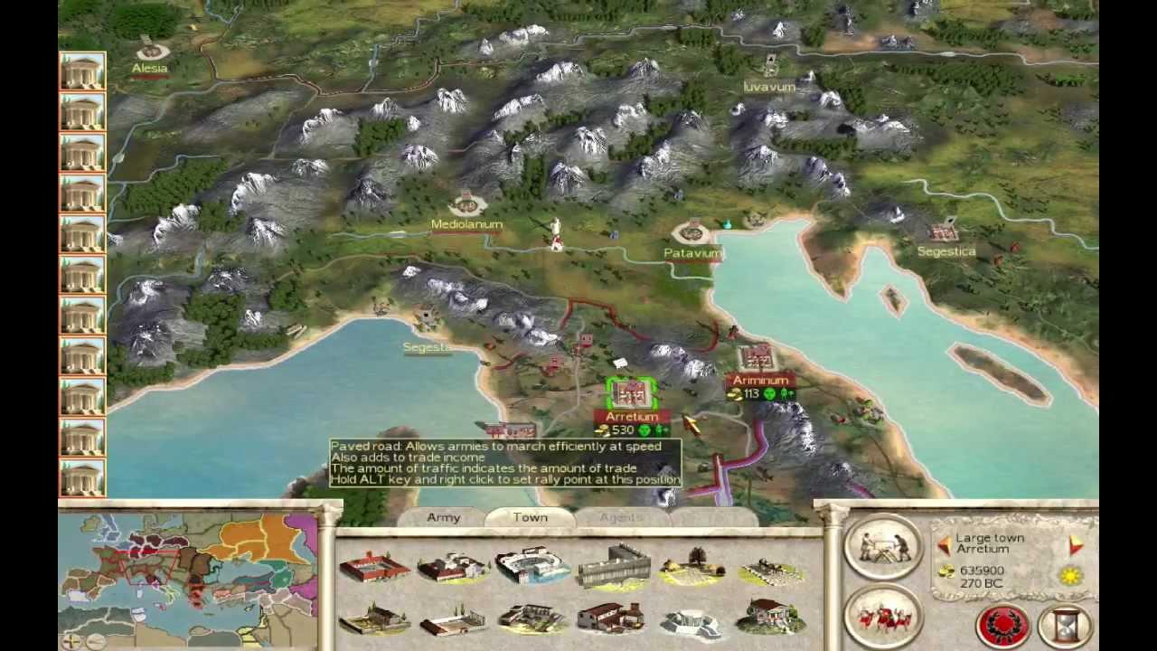 <b>Rome</b>: <b>Total War</b>, <b>Cheat codes</b> + Battle - YouTube