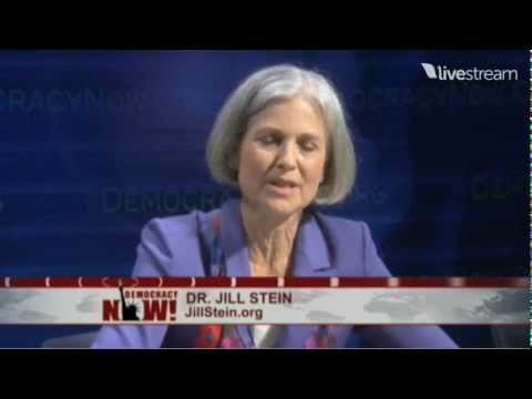 Expanding the Debate on U.S. Mideast policy: Jill Stein & Rocky Anderson Respond