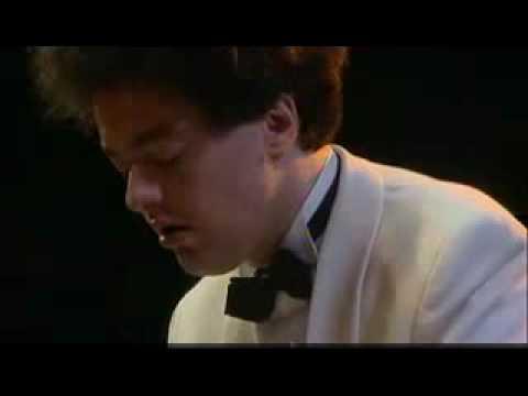 Evgeny Kissin plays Liszt Liebestraume no 3