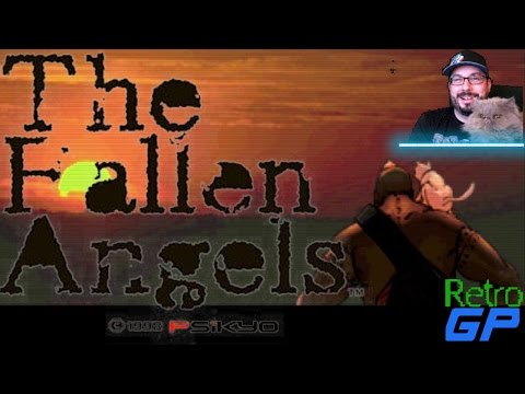 The Fallen Angels (Daraku Tenshi) Gorgeous 2D VS Fighting Arcade Game from 1998 - (MAME) - Retro GP