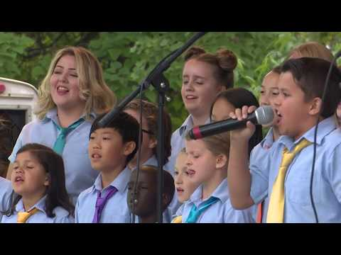 Harvest Moon Hurrah - One Voice Children Choir | Sept 16, 2017 |