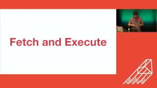 RubyConf 2017 AU - Ruby Gameboy emülatörü Yazma, Colby Swandale tarafından
