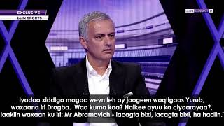 """Mourinho on buying Drogba: """"Mr Abramovich pay! Pay and don't speak!"""""""