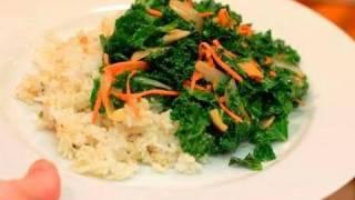 Best Kale Stir Fry