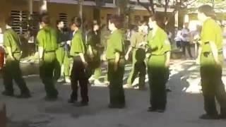 múa: bài hát tiểu đoàn 307