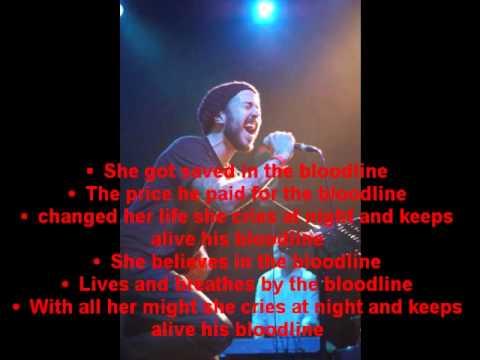 matt morris bloodline lyrics