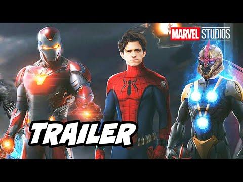 Avengers Endgame Marvel Phase 4 Agents of SHIELD Season 7 Trailer Breakdown and Easter Eggs