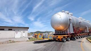 Weird Stuff. The Biggest Carriers And Trucks In The World!