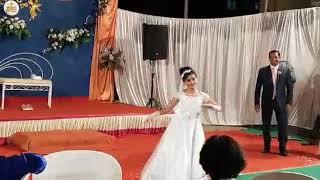 Fleur's First Holy Communion Dance