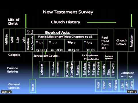 New Testament Survey Review