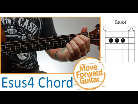Esus4 Guitar Chord Chordsscales