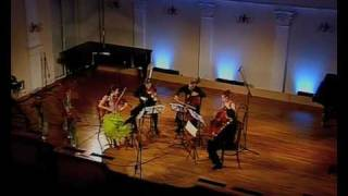 Schubert Quintet in C, D 956 - 2. Adagio - Zagreb International Chamber Music Festival 2008
