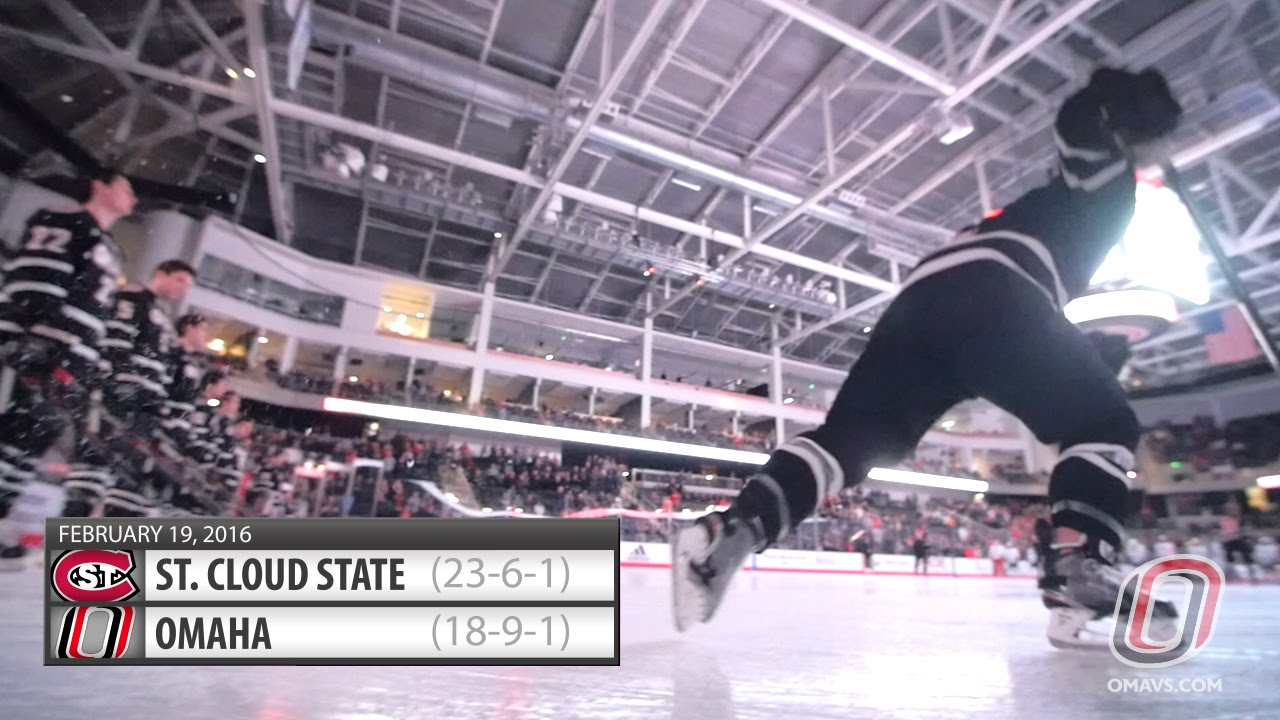 Roller skating omaha - Hockey Highlights Omaha Vs St Cloud State Game 1