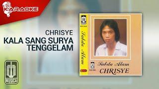 Chrisye - Kala Sang Surya Tenggelam (Official Karaoke Video)