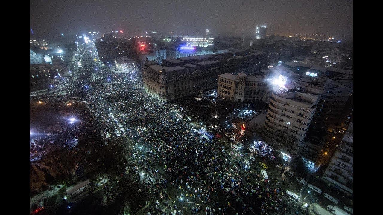 "România Speranței: ""Ne dorim o țară ca afară"" - YouTube"