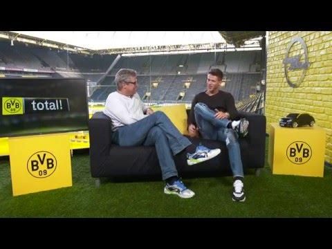 BVB total!-Feiertagsmagazin: Nobby trifft Erik Durm | BVB - Hannover 96