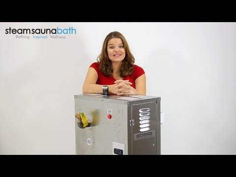 Mr CU Series Overview - CU Series Commercial Steam Bath Generator