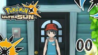 ALOLA ! | Pokemon Ultra Sun & Moon Gameplay EP00 In Hindi