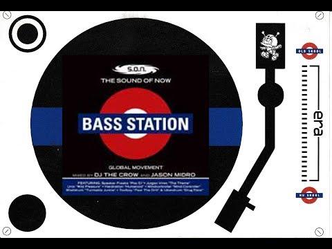 Bass Station - Global Movement - Disc 2: Jason Midro
