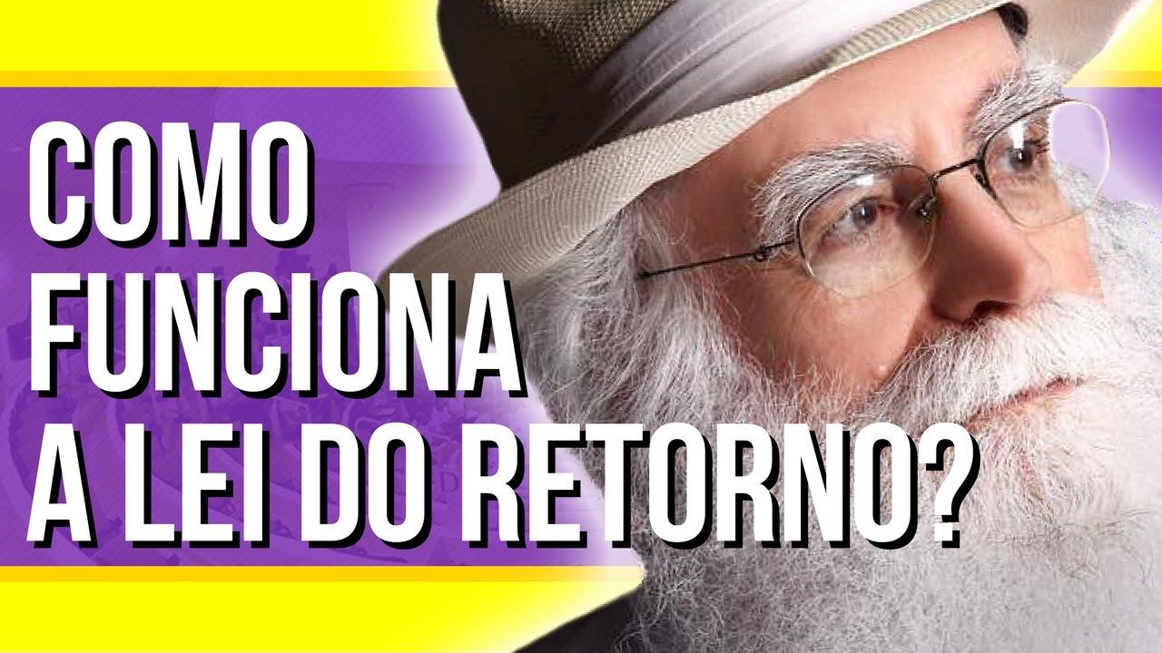 Waldo Vieira Lei Do Retorno Como Funciona A Lei Do Retorno