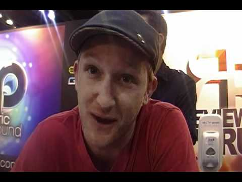 Fan Expo Vancouver 2012 - Eric Ladin Tells Me About His Buddy