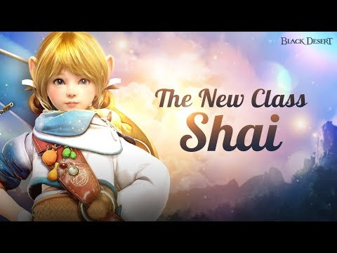 New Character Class 'Shai' Now Available in Black Desert on