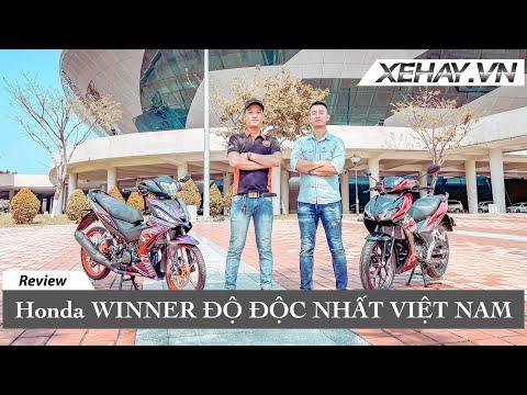 Diện kiến chiếc Honda Winner độ độc nhất vô nhị tại Việt Nam |XEHAY.VN|